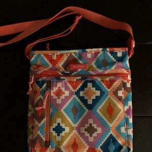 Vera Bradley Travel ready Crossbody Bag